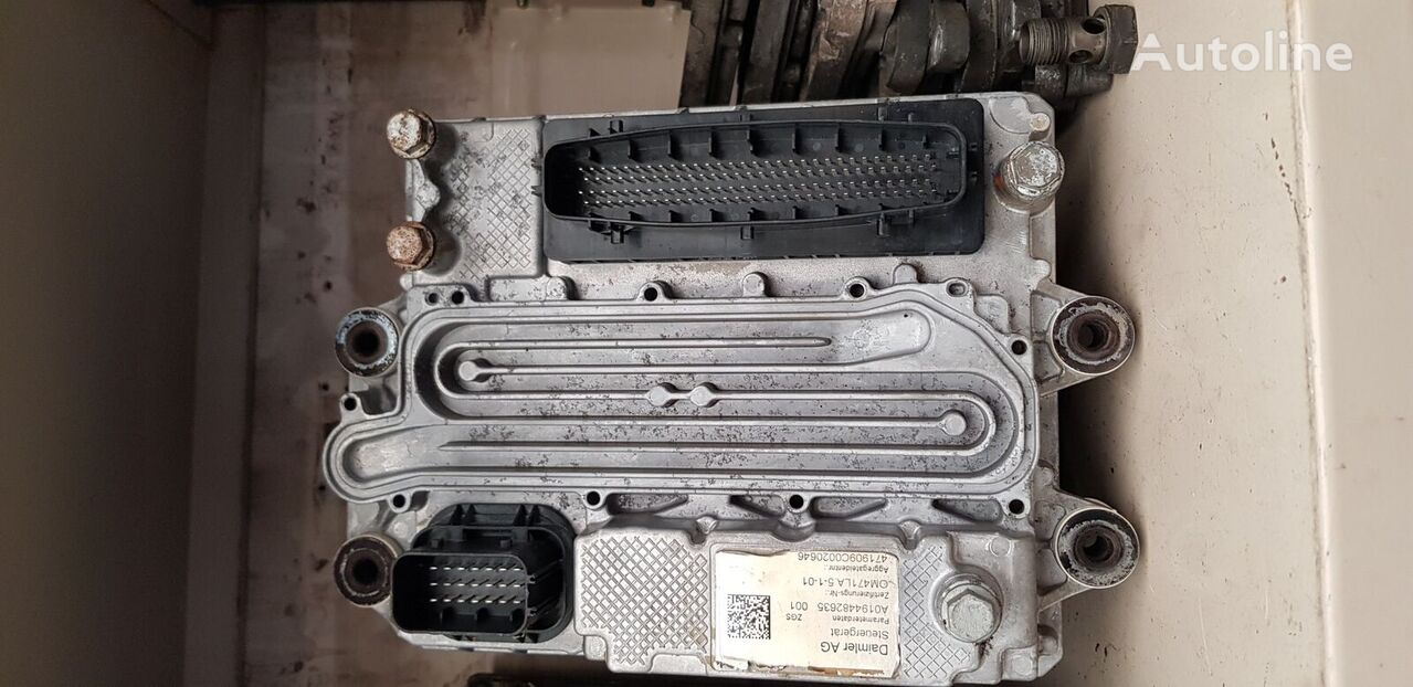 centralina para camião MERCEDES-BENZ Actros MP4