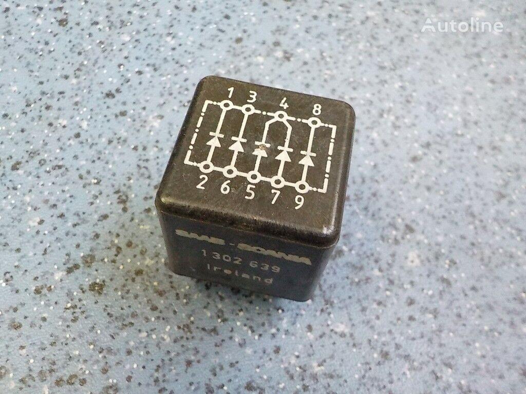 Blok elektronnyy (diodnyy blok) centralina para camião