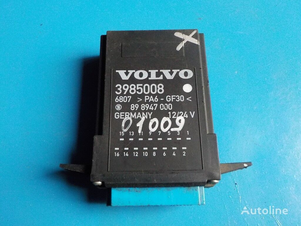 Blok elektronnyy Volvo centralina para camião