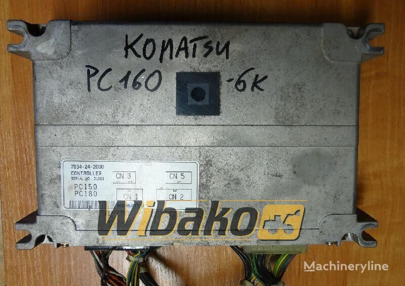 Computer Komatsu 7834-24-2000 centralina para 7834-24-2000 outros equipamentos de construção