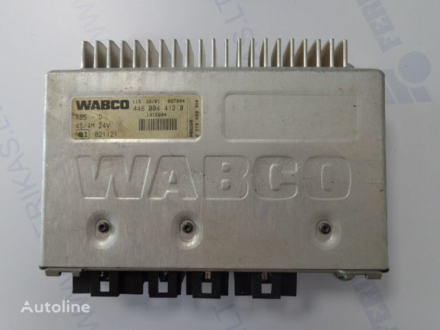 WABCO 4460044120 , 4460044140 Control unit 131568 44460044120 , 4460044140 (WORLDWIDE DELIVERY) centralina para DAF 105 XF camião tractor