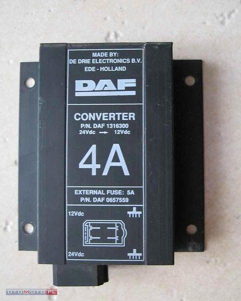PRZETWORNICA centralina para DAF DAF XF/CF camião tractor