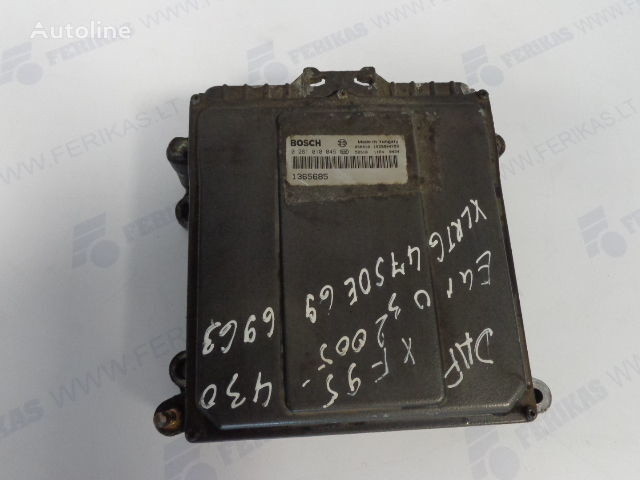 DAF ECU EDC Engine control 0281010045,1365685, 1684367, 1679021 (WOR centralina para DAF camião tractor