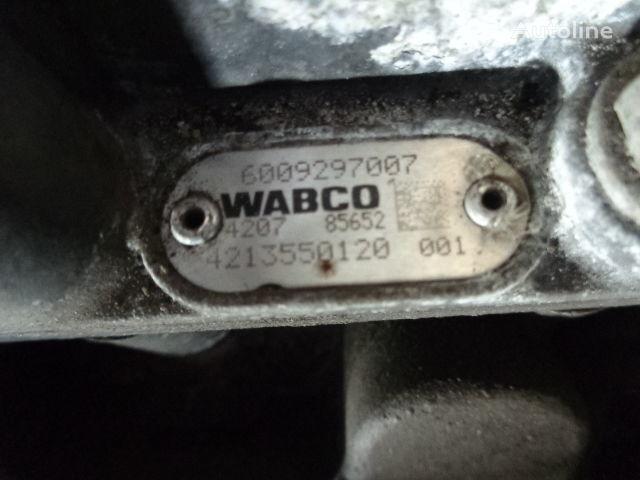 DAF gearbox control, WABCO 4213550120, gearbox modulator, 1686804, 1 centralina para DAF 105XF camião tractor