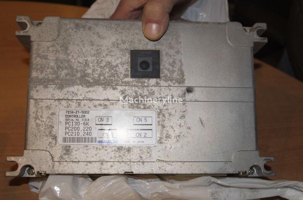 KOMATSU centralina para KOMATSU PC130-6 escavadora