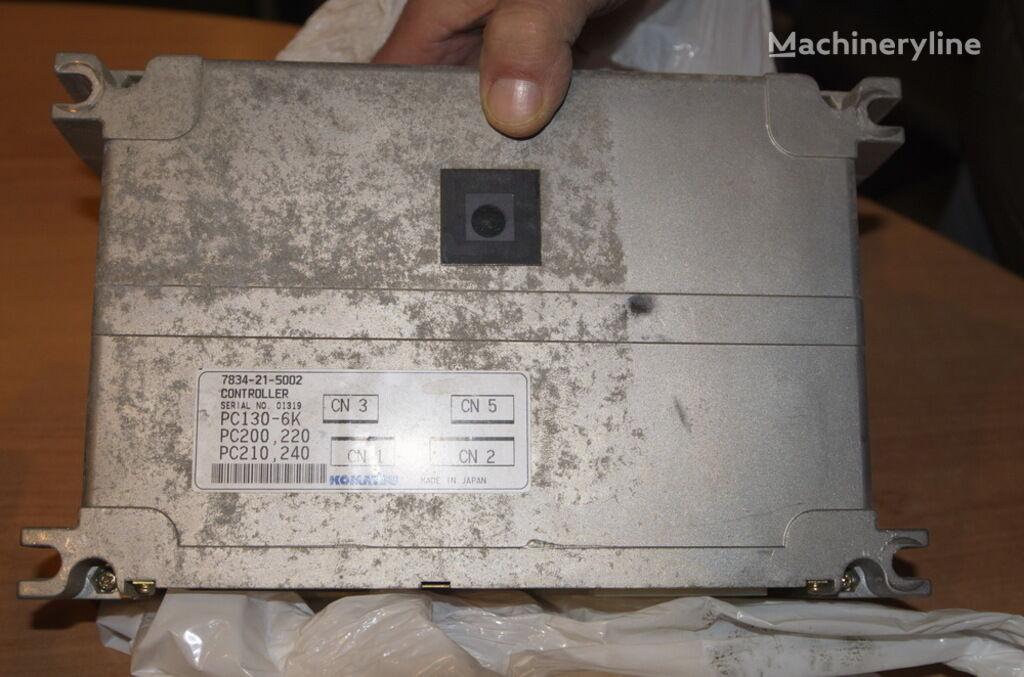 centralina para KOMATSU PC130-6 escavadora