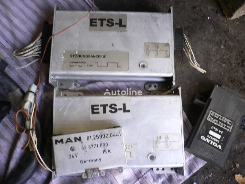 MAN ETS-L centralina para MAN autocarro