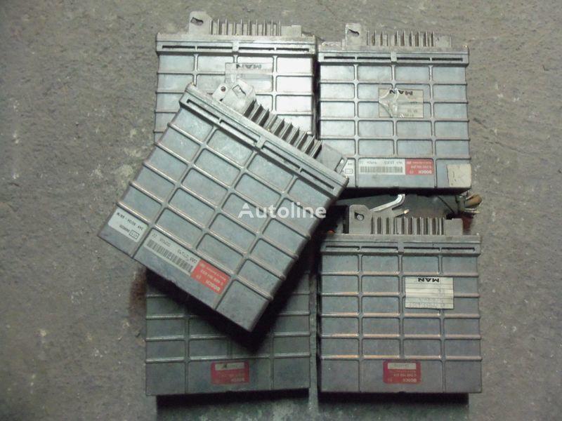 MAN 2,3,4 series ABS/ASR electronic control unit 81259356410, 0466104023, 81259356351, 8126200642, 8126200643, 8126200644 centralina para MAN camião tractor