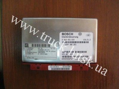 MAN Bosch 0260001033 centralina para MAN tga 18.410 camião