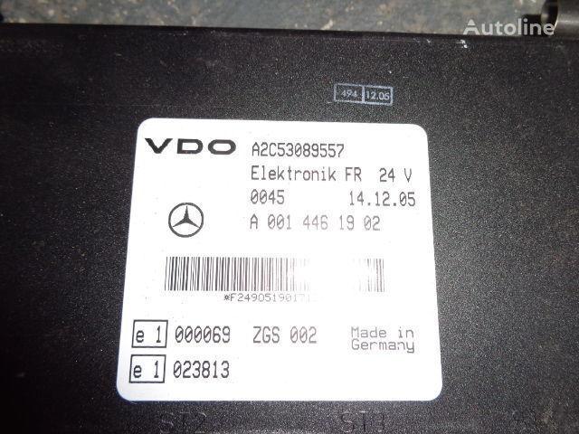 Mercedes Benz Actros MP2, MP3, MP4, FR control unit ECU 0014461902, 0014467302, 014464002, 0014464102 centralina para MERCEDES-BENZ Actros camião tractor