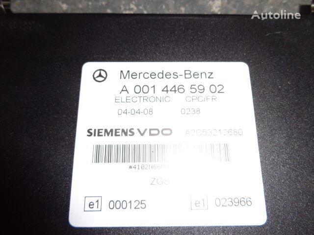 Mercedes Benz Actros MP2, MP3, MP4, FR control unit ECU 0014465902, 0004461346, 0004461746, 0004461446, 0004461846, 0014461502, 0014464302, 0024464302, 0024460202, 0014465502, 0024463202, 0024461302, 0024462902, 0024463402, 0034463502, 0024462602, 0024461 centralina para MERCEDES-BENZ Actros camião tractor