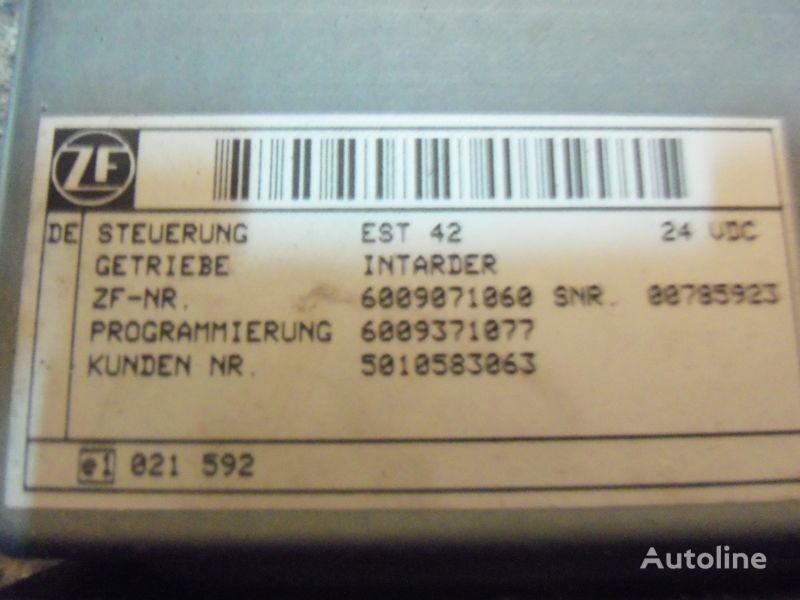 Renault DXI Intarder Control unit, EDC, ECU 5010583063, 0260001028, 6009371001, 6009071060 centralina para RENAULT MAGNUM DXI  camião tractor