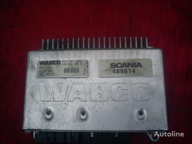 SCANIA Wabco C3-4S/M 4460040850 . 4480030790. 4460030510. 4460040540.44 centralina para SCANIA camião