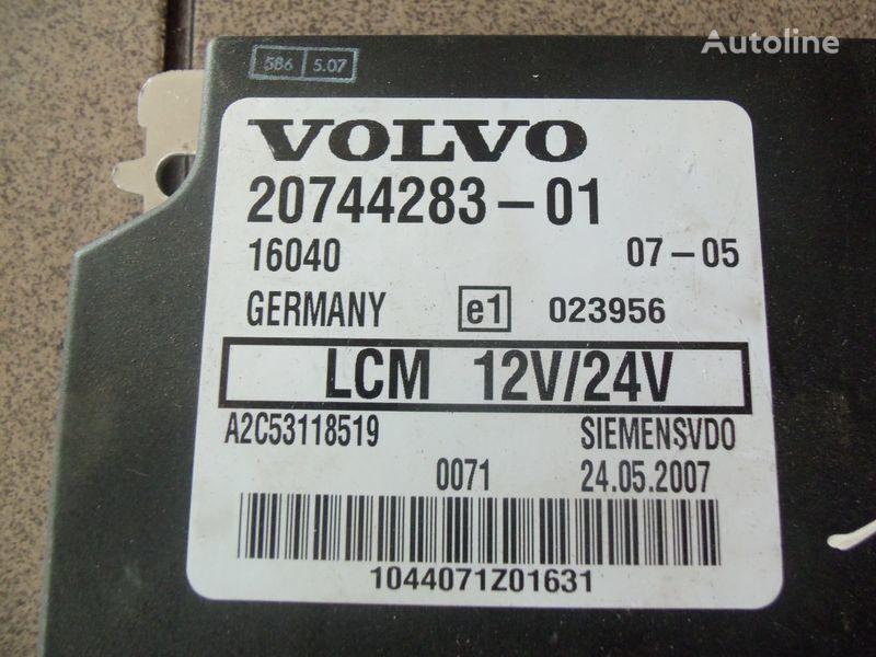VOLVO FH12, LCM control unit, lightning 20744283, 20514900, 85108922, 20744286, 20865208, 85115541, 20815236, 85110015 centralina para VOLVO FH12 camião tractor