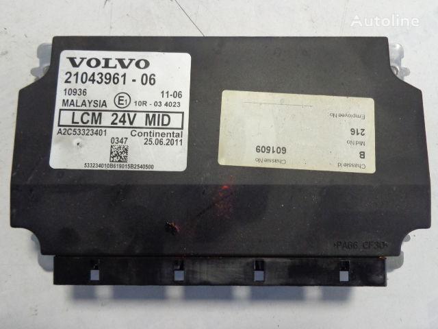 VOLVO LCM light control units 21043961, 20744283,20427169,20514900,207 centralina para VOLVO FH camião tractor