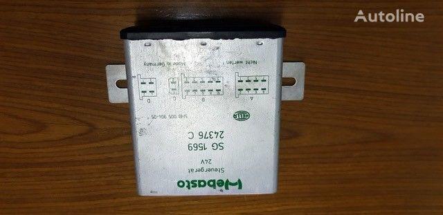 centralina Webasto /Control unit SG1569 para camião