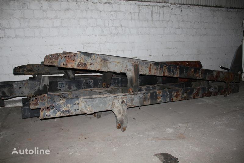 SCANIA P310 Euro 4 chassi para SCANIA camião acidentados