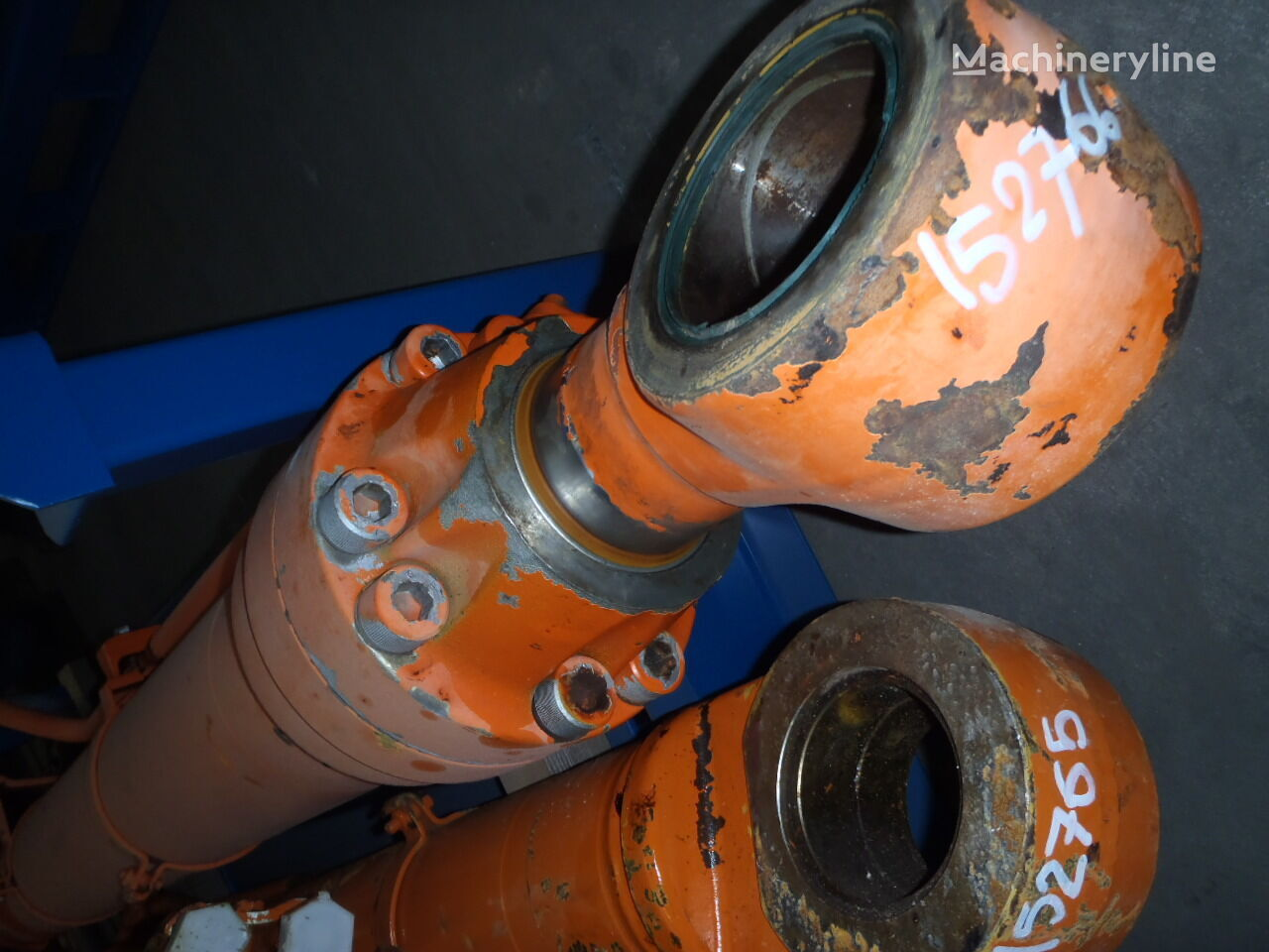 cilindro hidráulico FIAT-HITACHI para escavadora FIAT-HITACHI FH450LCH-3