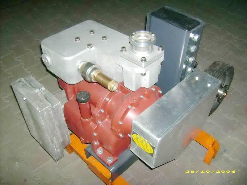 compressor pneumático para CG80 GHH RAND Light cisterna semi-reboque