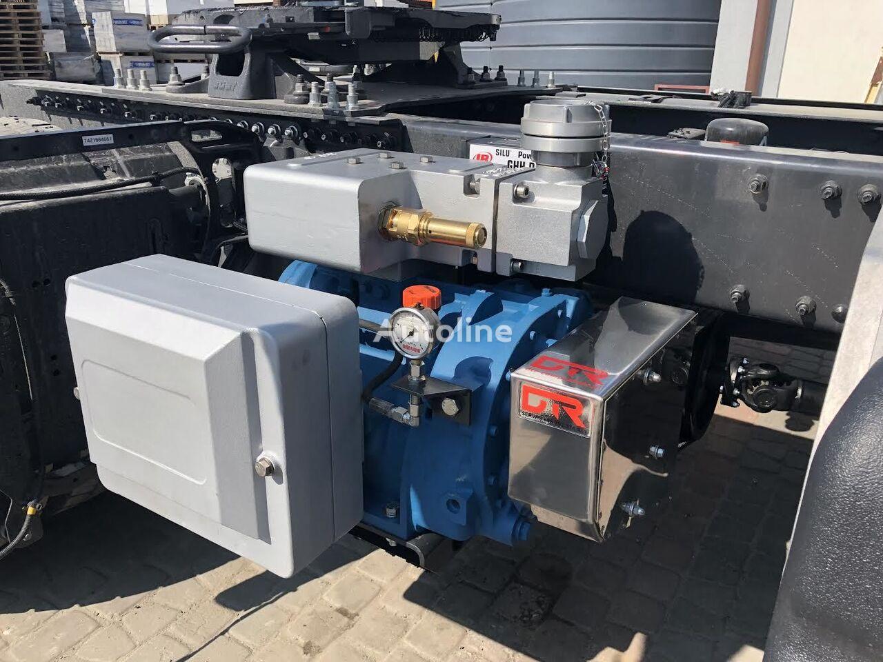 compressor pneumático GHH Rand CS80 kompresor do wydmuchu para camião tractor Silokompressor novo