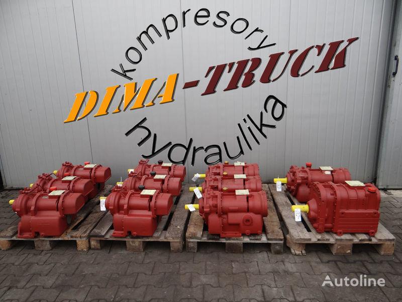 GHH RAND CG80 wydmuch kompresor compressor pneumático para Silocompressor cement 560m camião