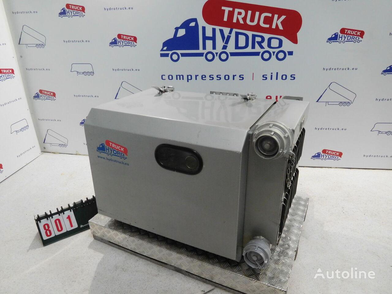 TYPHON 2C MOUVEX BLACKMER W ZABUDOWIE RTI compressor pneumático para cisterna semi-reboque