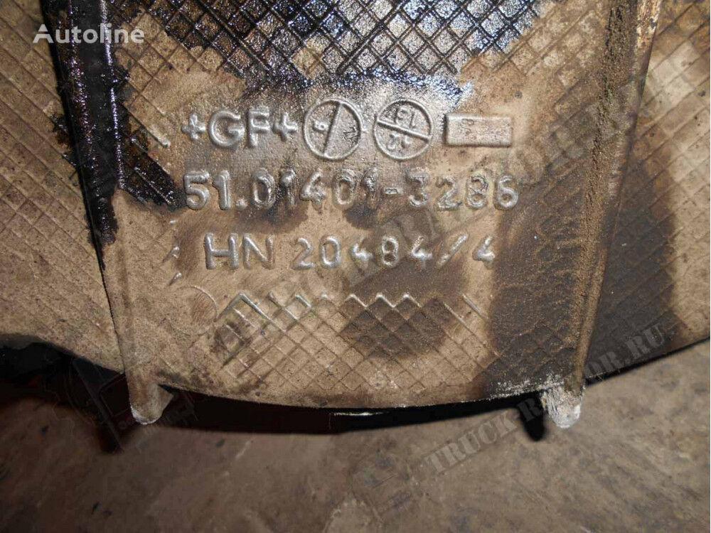 corpo do volante do motor para camião tractor MAN