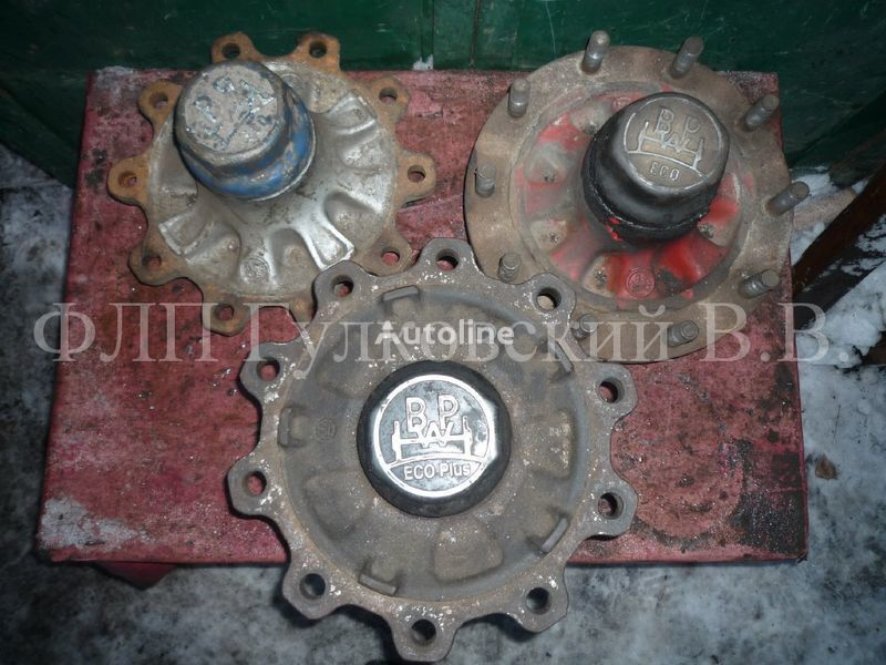 BPW, BPW ECO, BPW ECO Plus b/u cubo de roda para semi-reboque