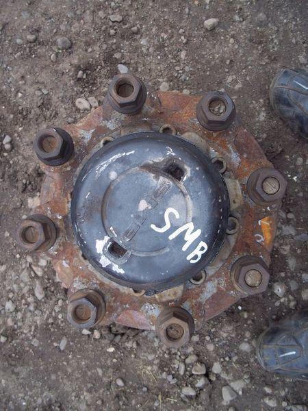 SMB cubo de roda para semi-reboque
