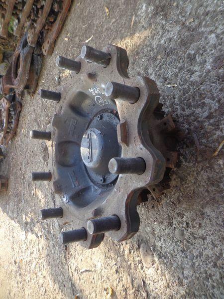 DAF cubo de roda para DAF XF, CF camião