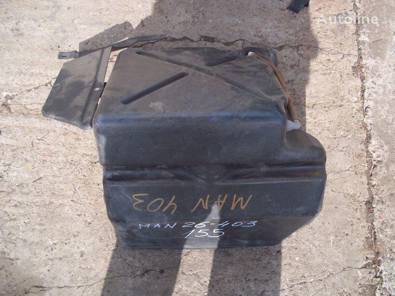 MAN depósito de água limpa pára-brisas para MAN 19, 26, F2000 camião