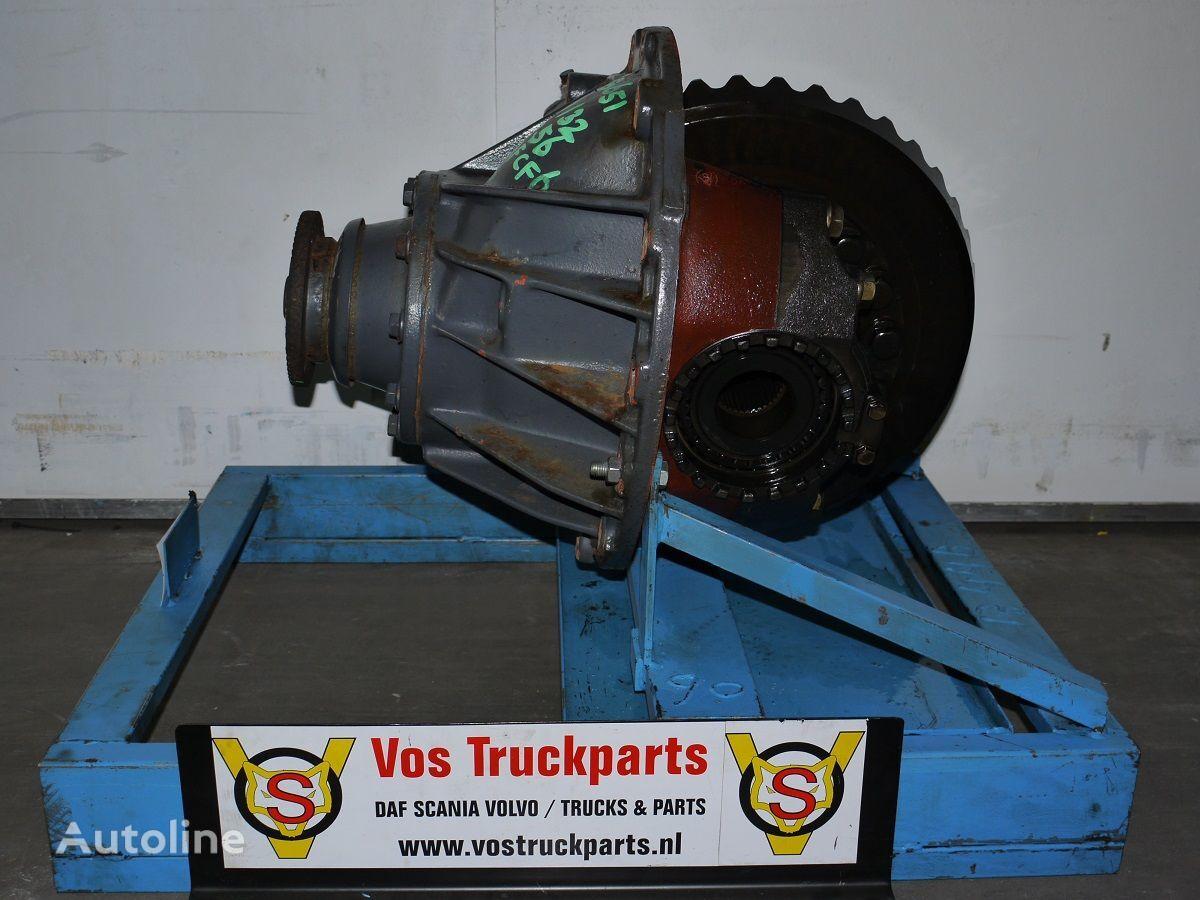 diferencial para DAF 1132-4.56 EXCL. SPER camião tractor
