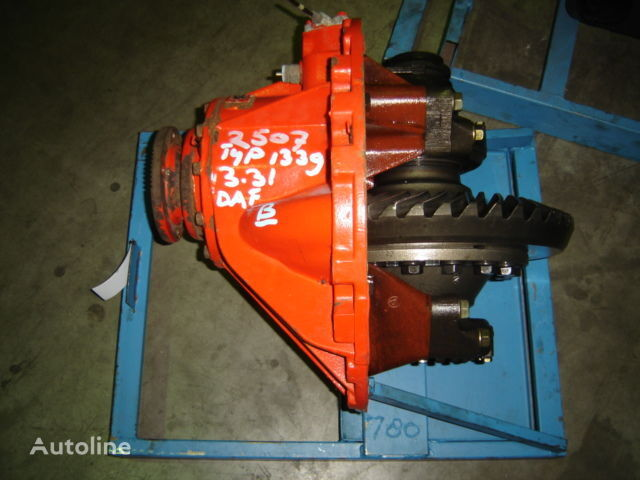 DAF 1339-3.31 INCL. SPER diferencial para DAF 1339-3.31 INCL. SPER camião