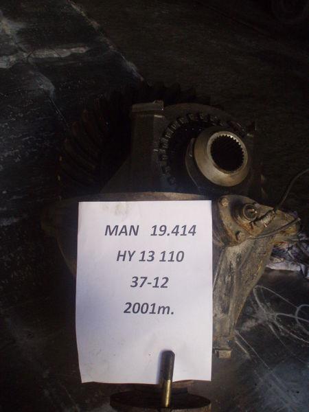 HY 13.110 diferencial para MAN 19.414 camião tractor