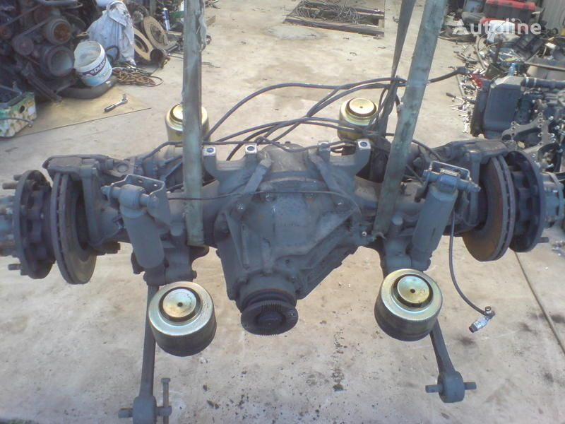 diferencial para MAN MOST MAN TGA TGS TGX wklad dyfer 2000 netto camião