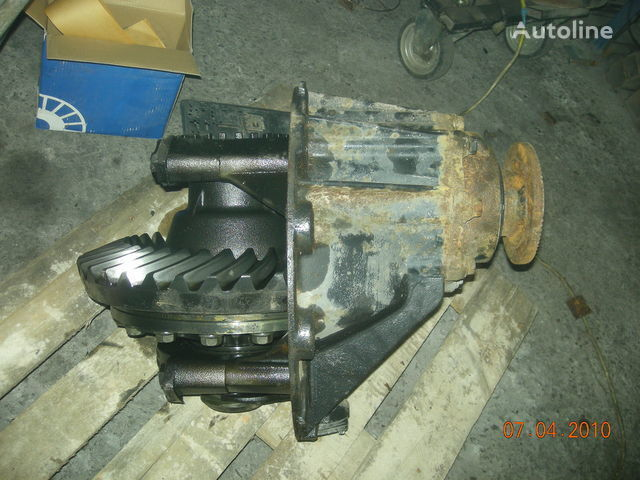HY 1350.37X12.37X10 diferencial para MAN TGA camião tractor