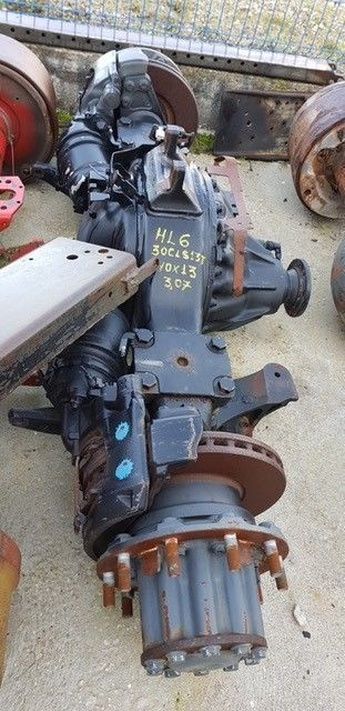diferencial MERCEDES-BENZ Rear axle - Differential 40x13 - 3,07 para camião MERCEDES-BENZ Axor / Atego