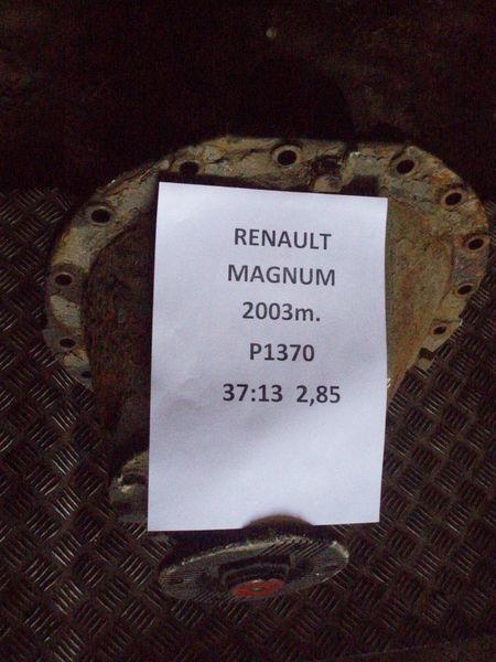 P1370 diferencial para RENAULT MAGNUM camião tractor
