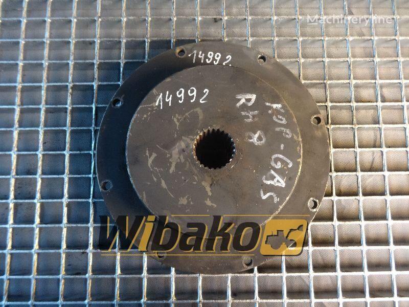 Coupling O&K 24/50/315 disco de embraiagem para O&K 24/50/315 outros equipamentos de construção