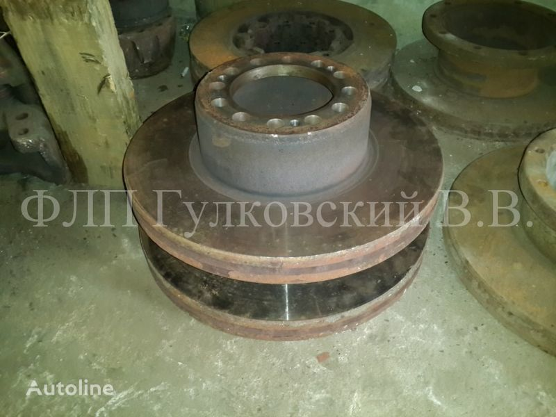 b/u disco de travão para semi-reboque