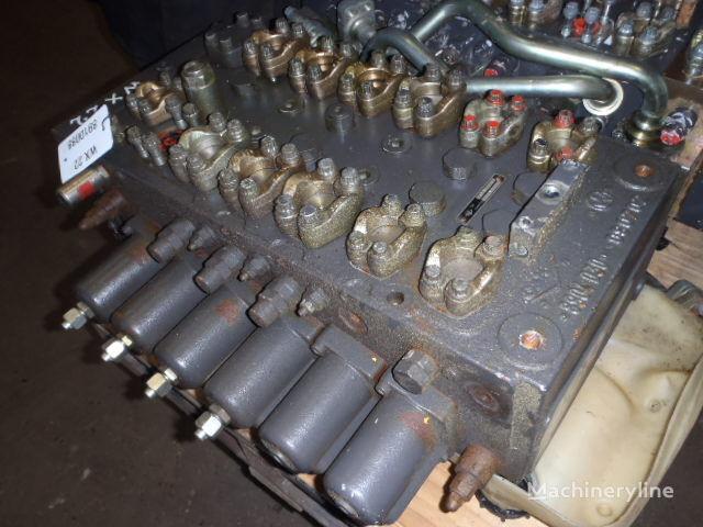 distribuidor hidráulico CASE O&K 8910088 para escavadora CASE WX22