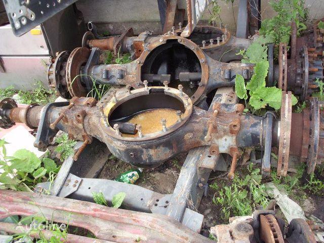 OBUDOWA POCHWA MOSTU MAN TGA 410 430 460 480 KM eixo para camião tractor