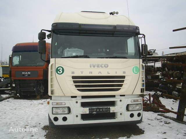 eixo para IVECO STRALIS 430 camião