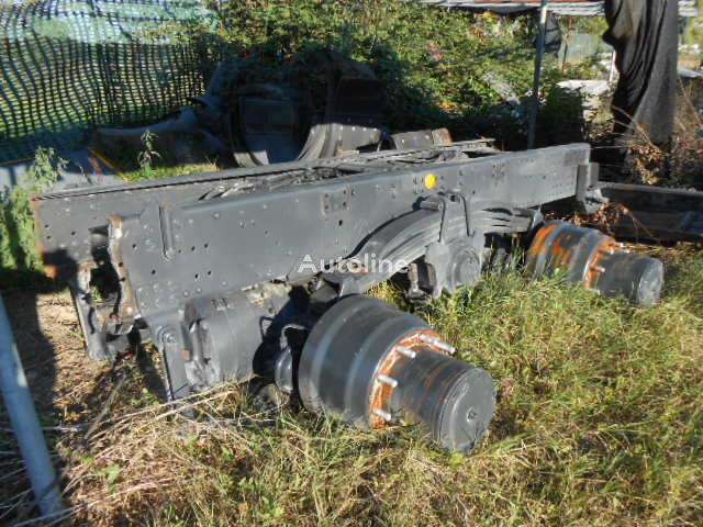 IVECO TRAKKER AP ACHSEN 2x 13 t. 8X4--8X6-8X8-6X4-6X6 ÜBERSETZUNG ACHS eixo para IVECO Trakker E5 camião novo