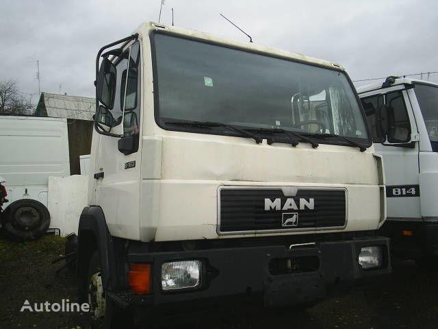 eixo para MAN 8.153/8.163/8.185/10.163/8.150 camião