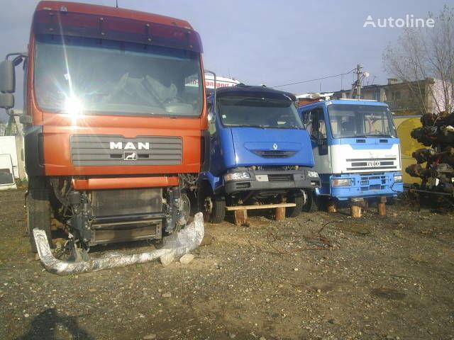 eixo para MAN TGA 18.480 camião