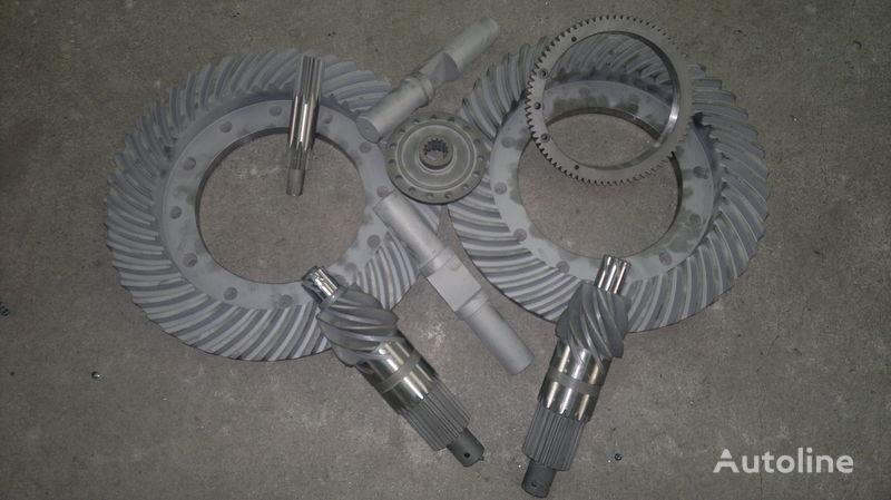 MANITOU parts atlas 1604,Differential gear ,caterpillar,parts into the c eixo para MANITOU 732 carregadeira de rodas
