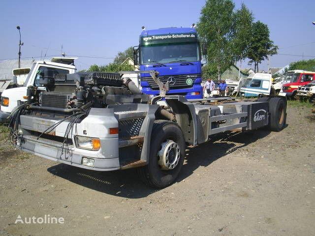eixo para MERCEDES-BENZ ACTROS 1831 camião