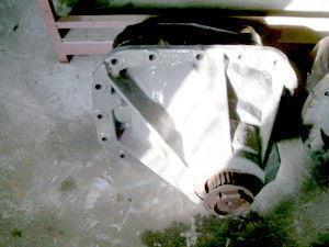 RS1370HV eixo para VOLVO FH 6x4 camião