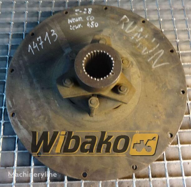 Coupling UTB 28/60/450 embraiagem para UTB 28/60/450 outros equipamentos de construção